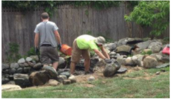 Pond Renovation